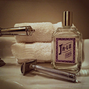 Ja-Lu Veiled Flower Aftershave inspired by centuries old Ottoman Barber tradition