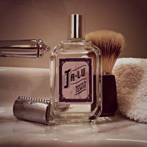 Ja-Lu Nights of Izmir Aftershave inspired by centuries old Ottoman Barber tradition