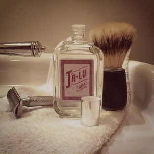 Ja-Lu Tabac Aftershave inspired by centuries old Ottoman Barber tradition