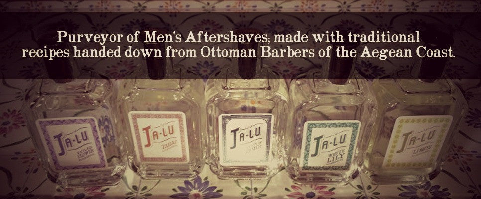 Ja-Lu Toiletries Products and Aftershaves