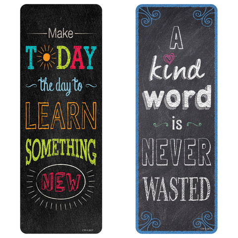 CTP0445: Motivational Quotes Bookmark