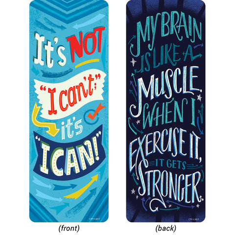 CTP0446: Motivational Quotes Bookmark