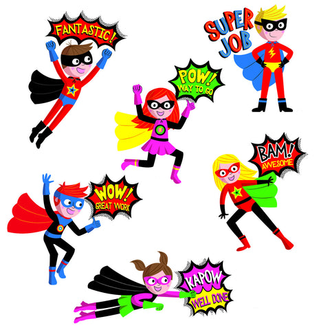CTP4402 Super Hero Awards
