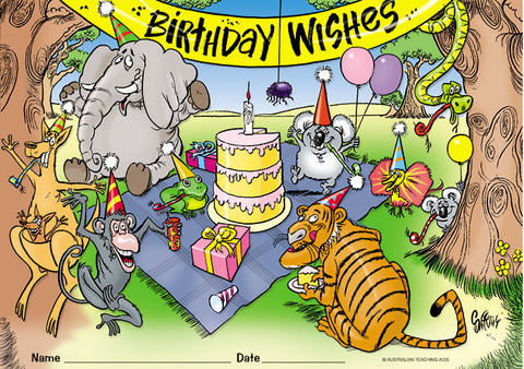ATA BC385: Birthday Wishes