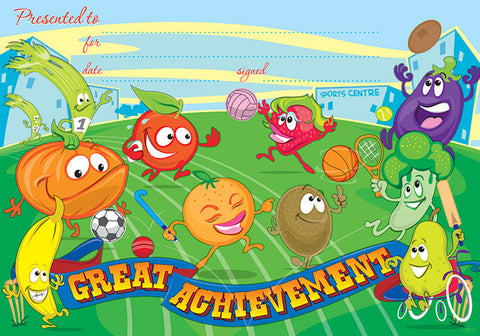 CE315: Great Achievement. Sport