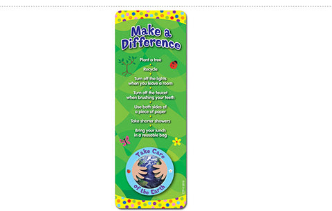 CTP0947: Make a Difference Bookmark