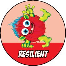 DLW1 Resilient - Red Furball