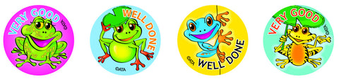 ATA MS60: Frogs