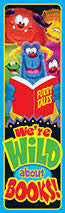 T-12050 Wild About Books Bookmarks