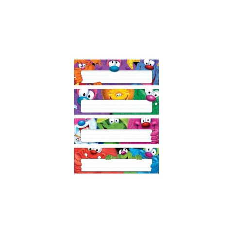 T-69941 Trend Furry Friends Nameplates