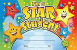 Trend T-81019 Star Student Certificates