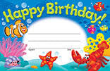 Trend T-81055 Happy Birthday: Sea Buddies