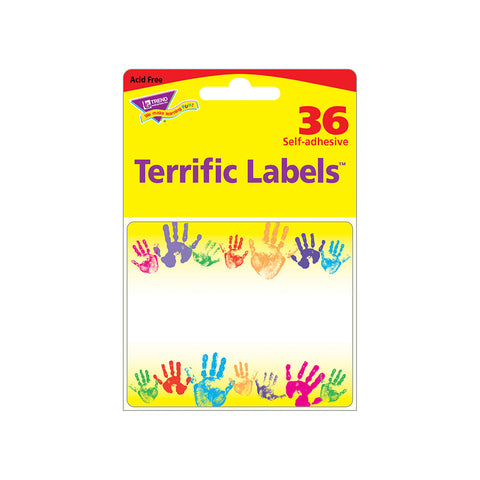 T-68005 Helping Hands Name Tags