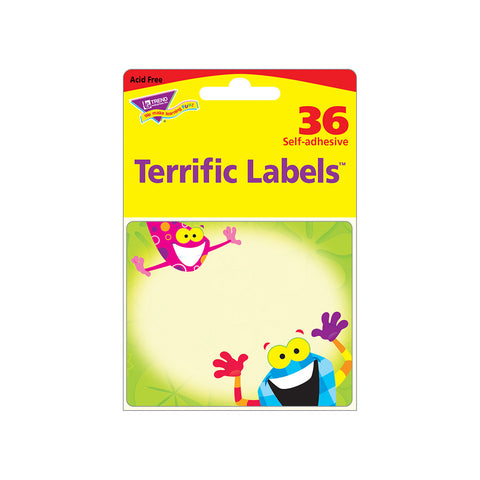 T-68060 Frog-tastic Name Tags
