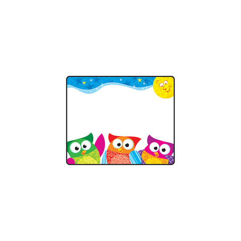 T-68117 Owl Stars Name Tags