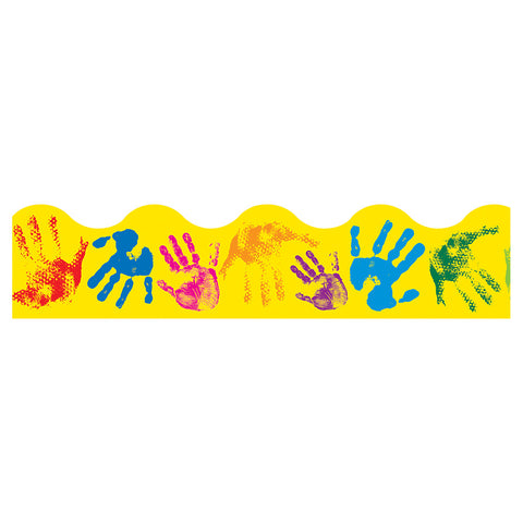 T-92002 Helping Hands Border