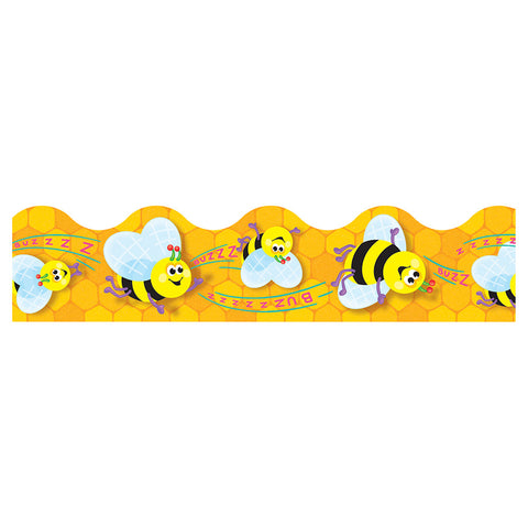 T-92047 Busy Bee Border