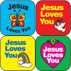 TCR7020: Jesus Loves You