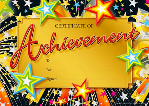 ATA CA361: Achievement
