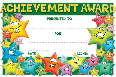 DC10: Achievement