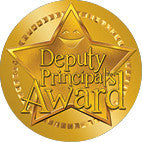 DL02 Deputy  Principal's Award Sticker 35mm