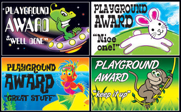 DR9 Playground Awards Mixed