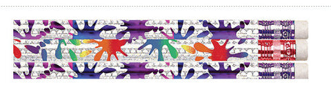 PNX2294: Colour Burst award pencils (100)