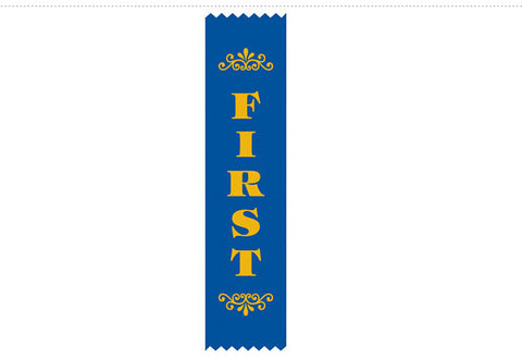 SR8 Sports Ribbons (Satin)