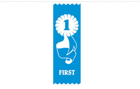 S1: Waterproof Vinyl Sports Ribbons