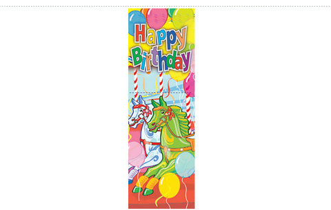 ATA BM481: Happy Birthday Bookmark