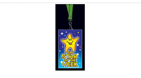 DR11: Classroom Responsibility Tags. Star of the Week