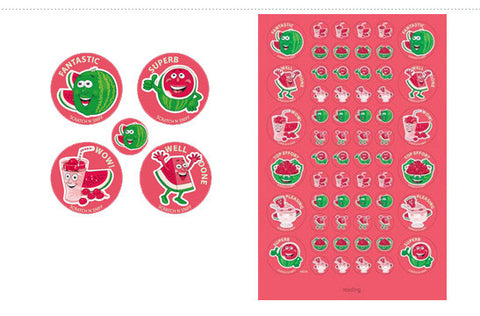 SS1008: ATA Watermelon ScentSations Stickers