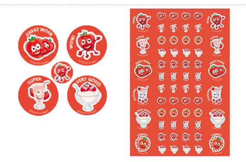SS1011: ATA Strawberry ScentSations Stickers