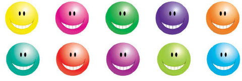 SP2 Super Spots: Super Smileys
