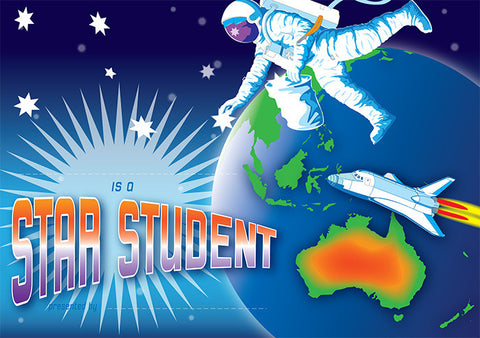 ATA SS351: Space Star Student