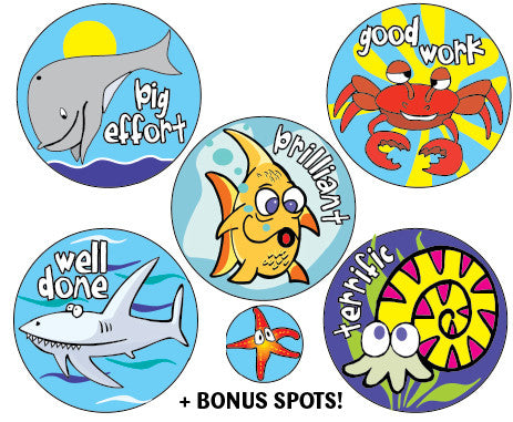 SUN112: Sea Animals