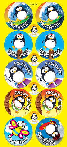 SUN126: Extreme Penguins