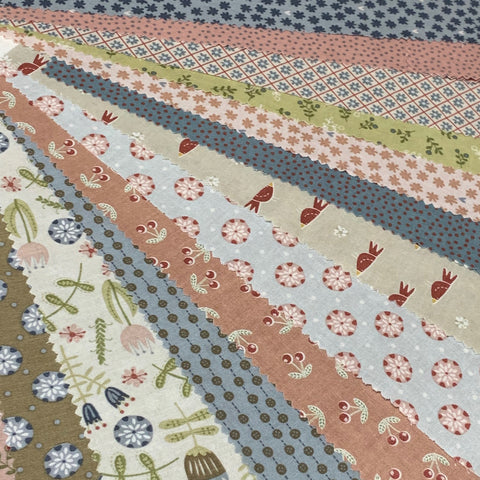 individual fabrics for heartstrings collection