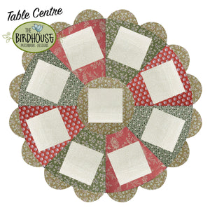 Christmas TableCentre Pattern