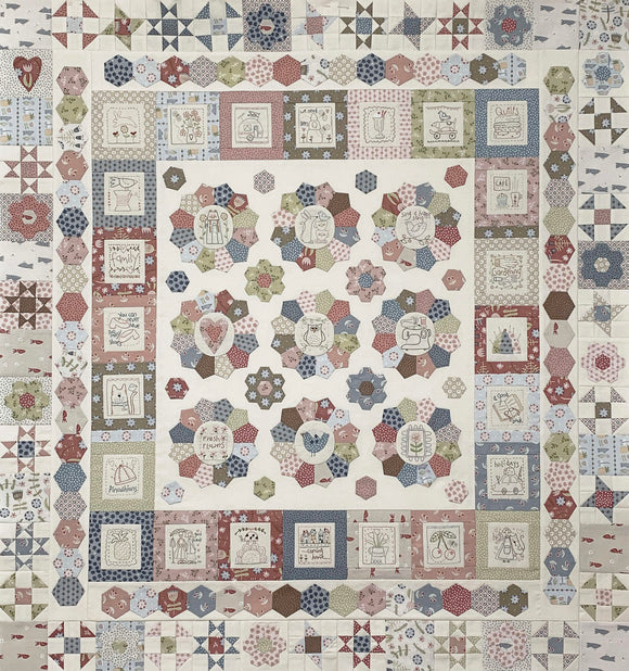 Heartstrings Quilt – Kit