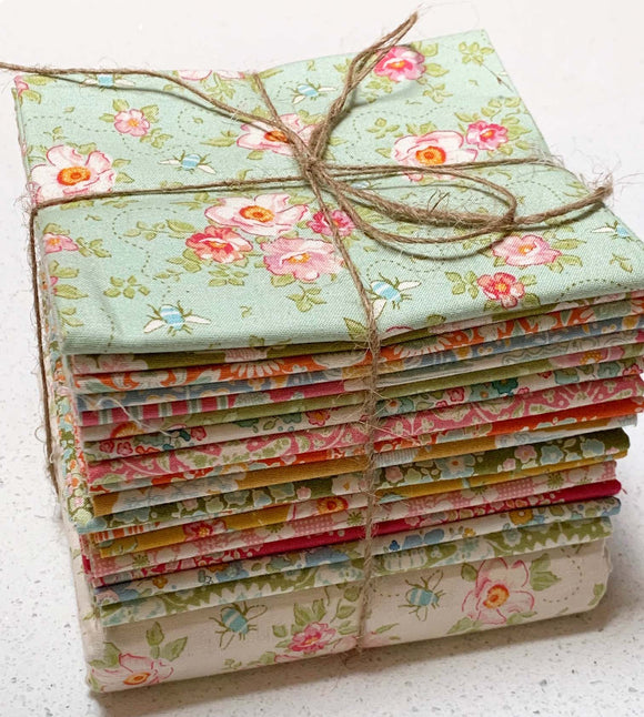 Beyond the Porch Quilt – Fabric Bundle