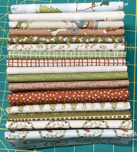Make Ready for Christmas Fat Quarter Bundle