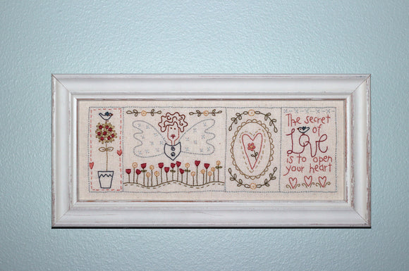 Secret of Love Stitchery