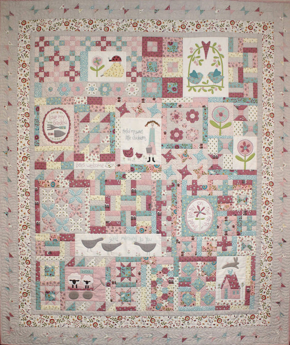 Willowbrook Market Garden Quilt – Kit