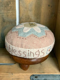 Count Your Blessings Pincushion Pattern