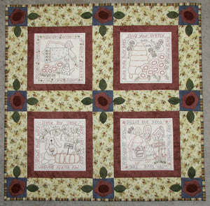 Friendship Garden Pattern