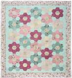 Willowbrook Hexie Quilt Pattern