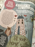 A Letter to my Daughter – Quilt Kit (Homespun Magazine BOM)