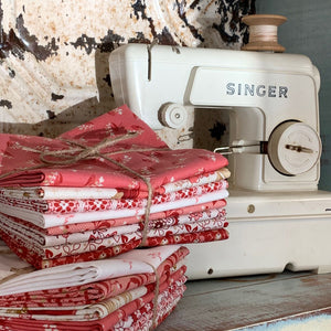 Sweet Sixteen Fabric Bundle – Fat 1/4