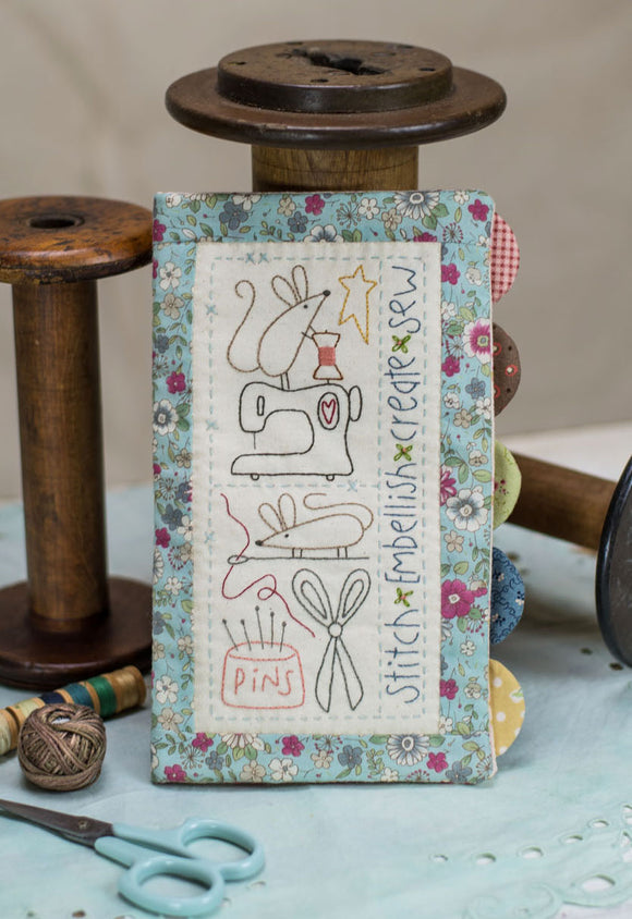 Sewing Mouse Needlebook – Kit